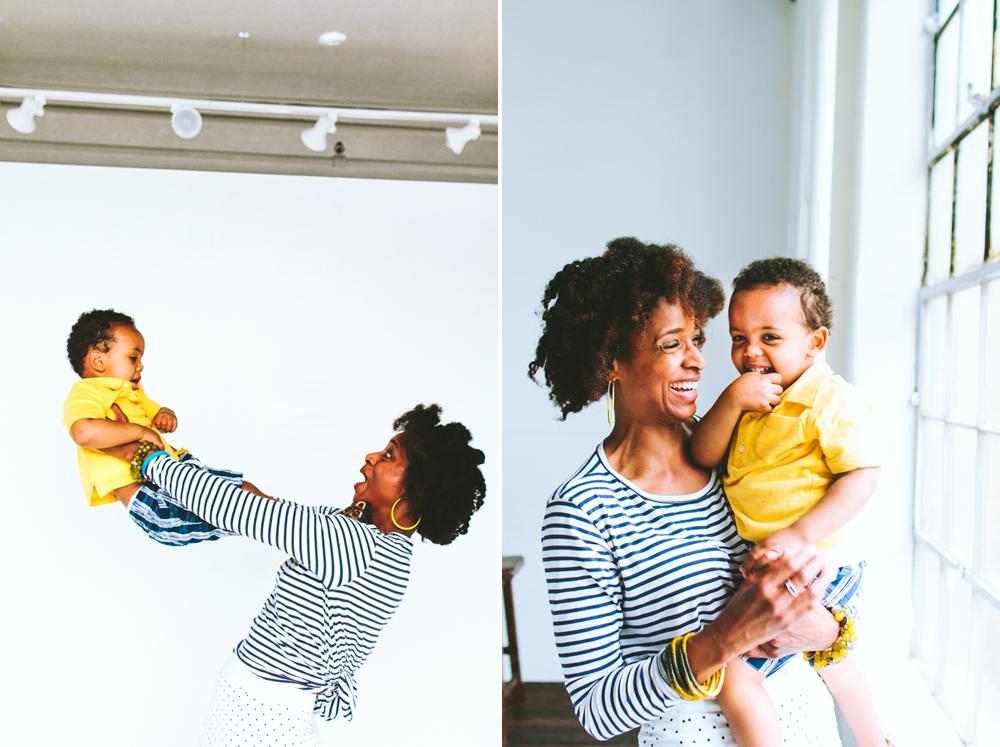 Minneapolis Modern Portrait Photography Studio
