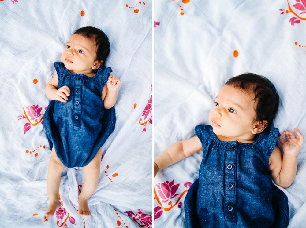 Newborn photos at the Minneapolis Sculpture Garden