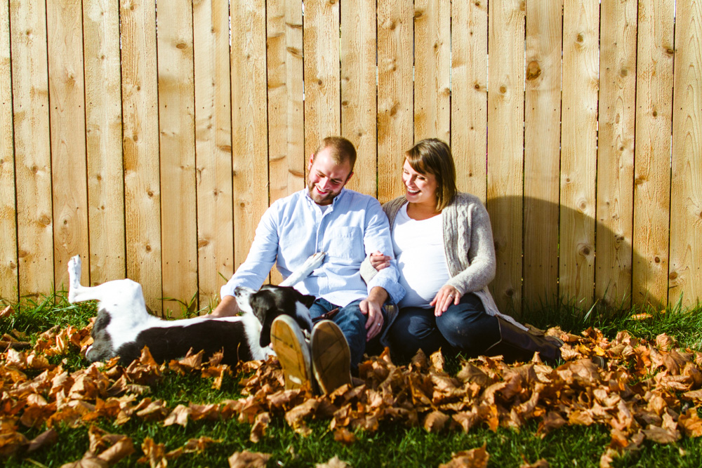 Fall Family Photography in White Bear Lake