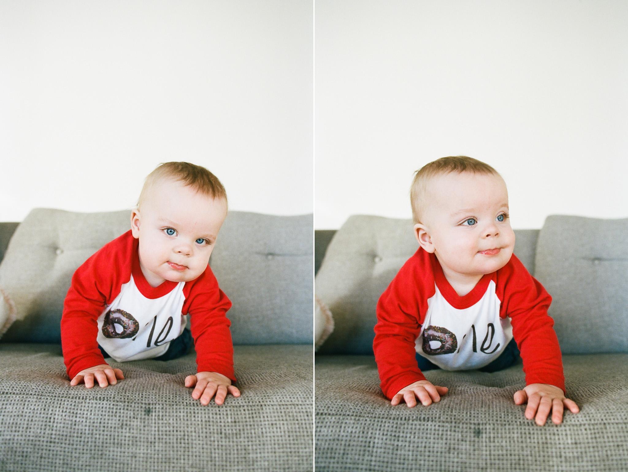 Twin Cities Children's Headshot Photographer