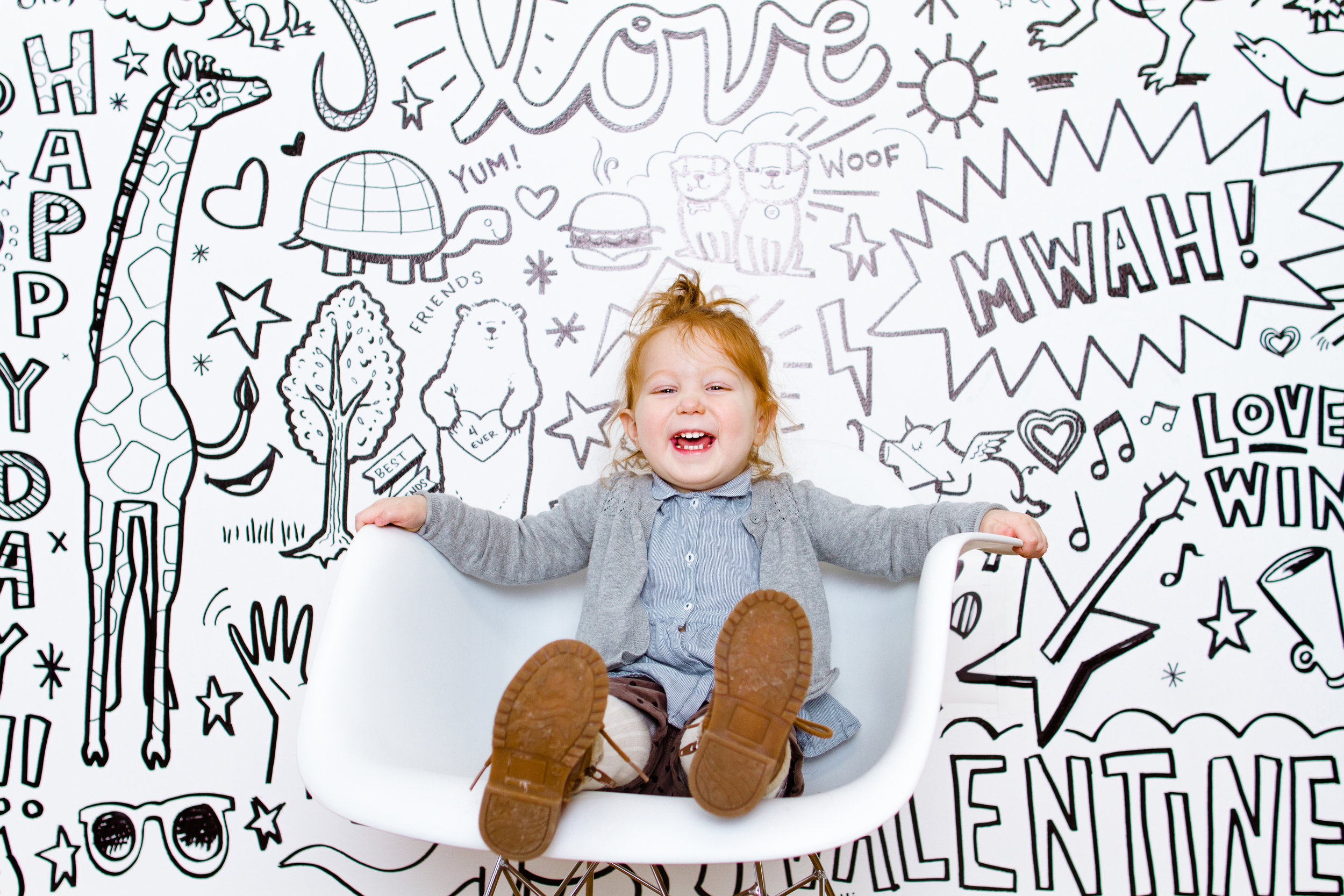 Minneapolis and Saint Paul Children's Portrait Photography