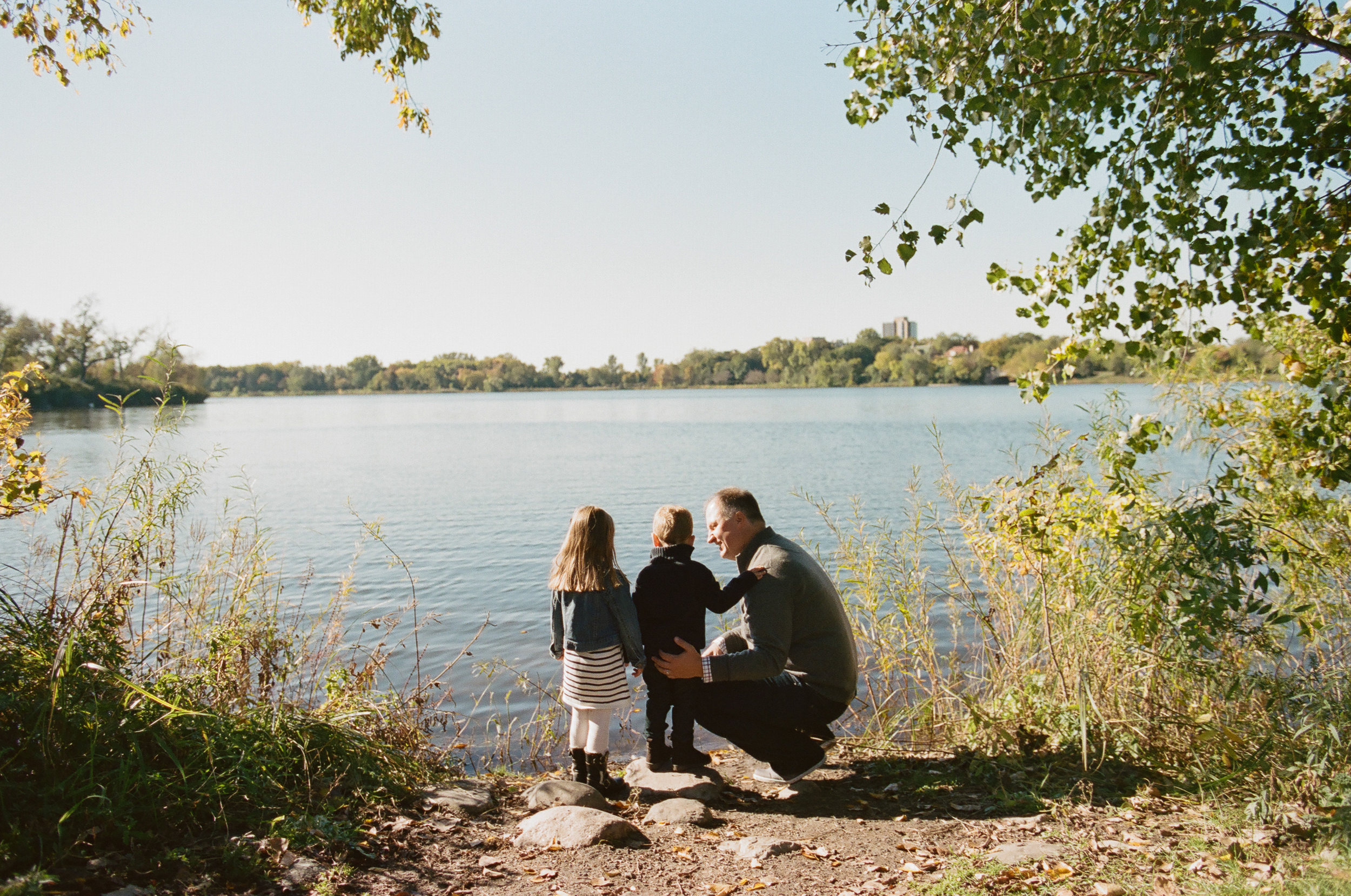 Lake of the Isles Family Photography