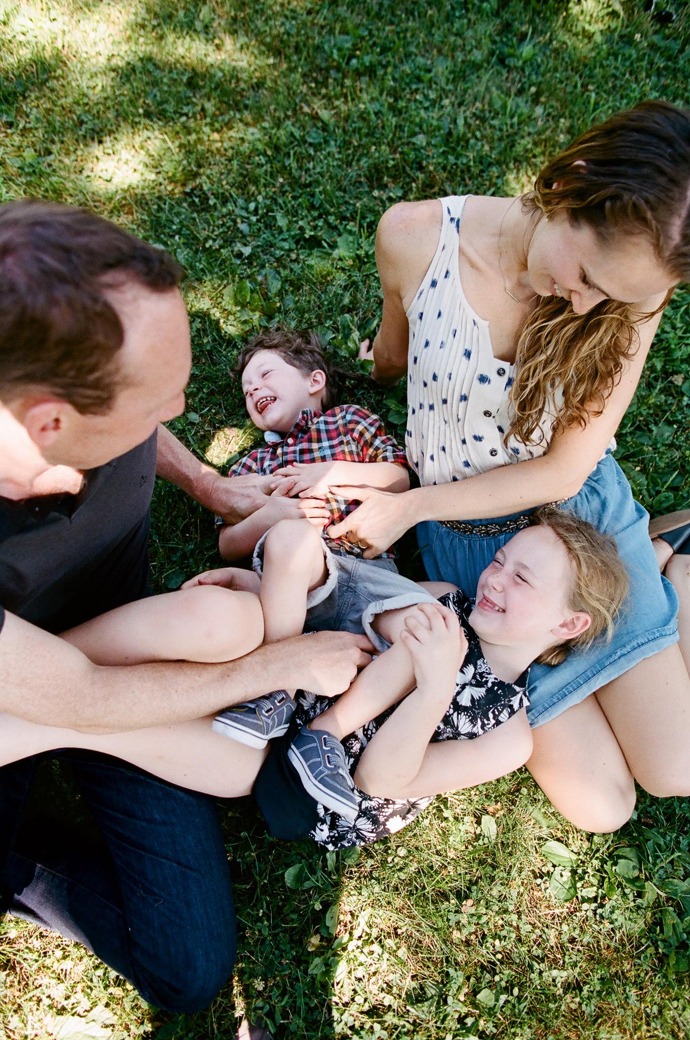 Minneapolis Minnesota Lifestyle Family Portrait Photographer