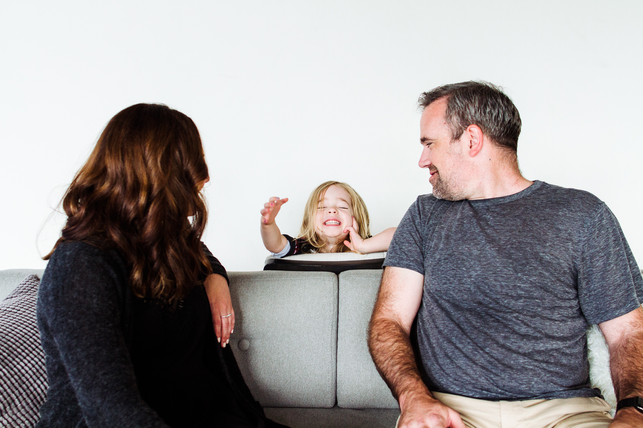 Minneapolis Modern Family Portrait Studio