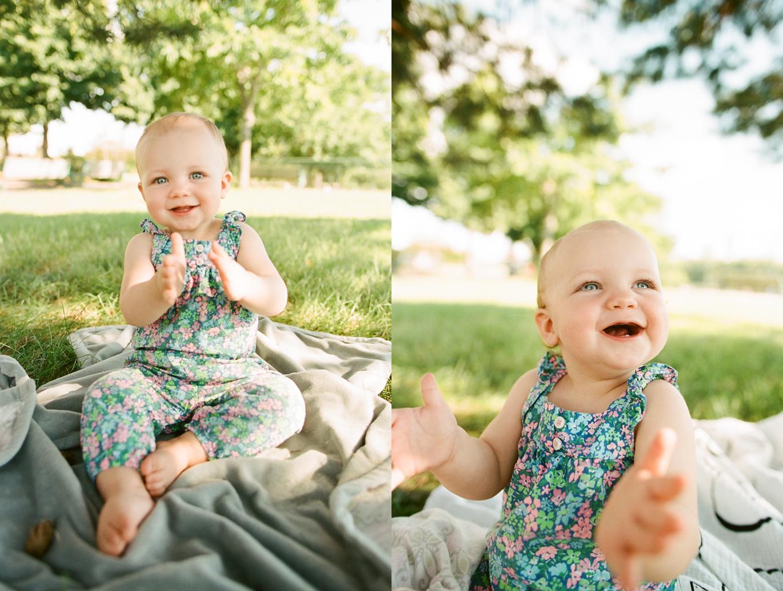 Boom Island Minneapolis Kid's Portrait Photography