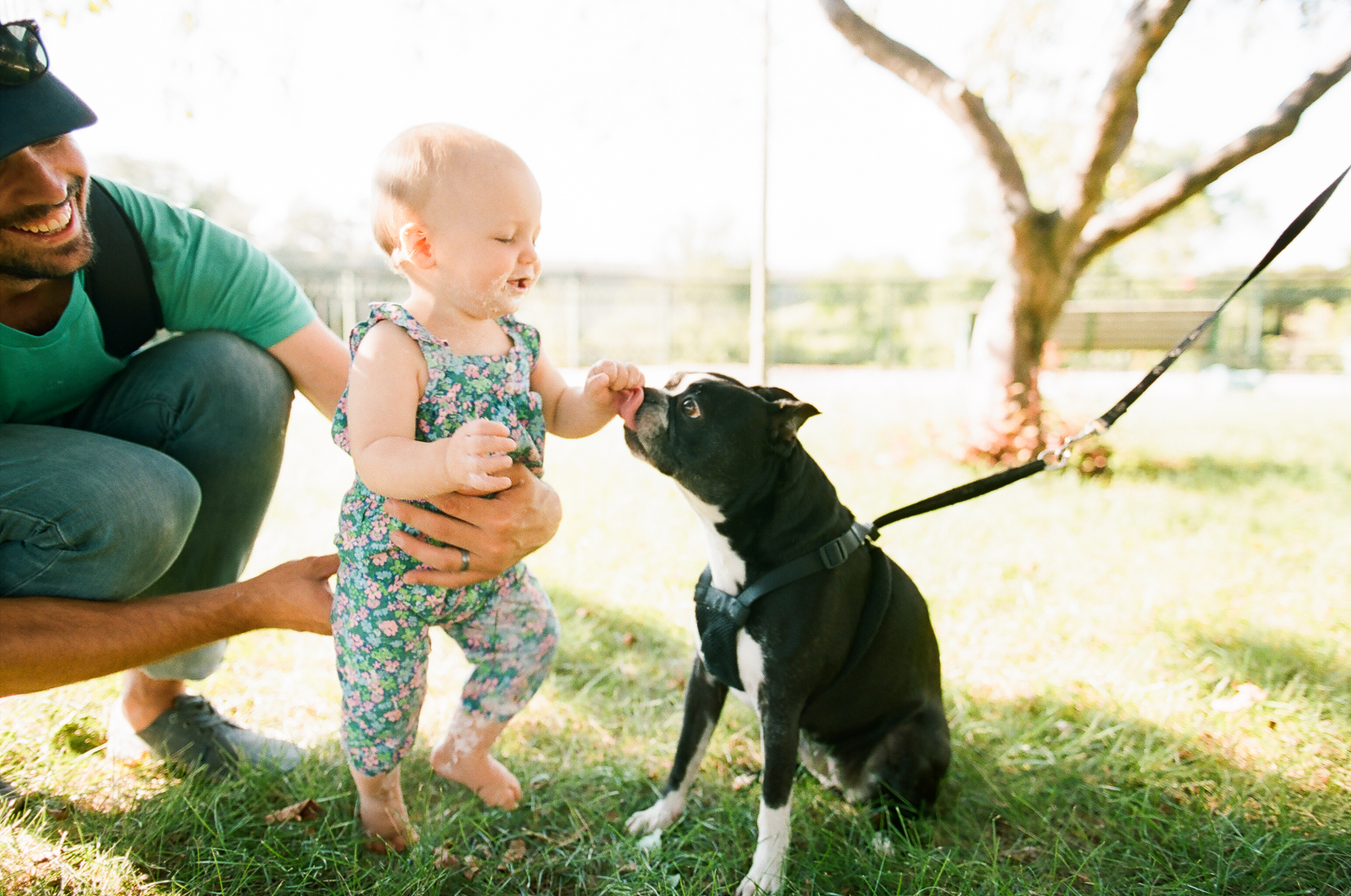 Minneapolis Kids and Pets Family Photographer