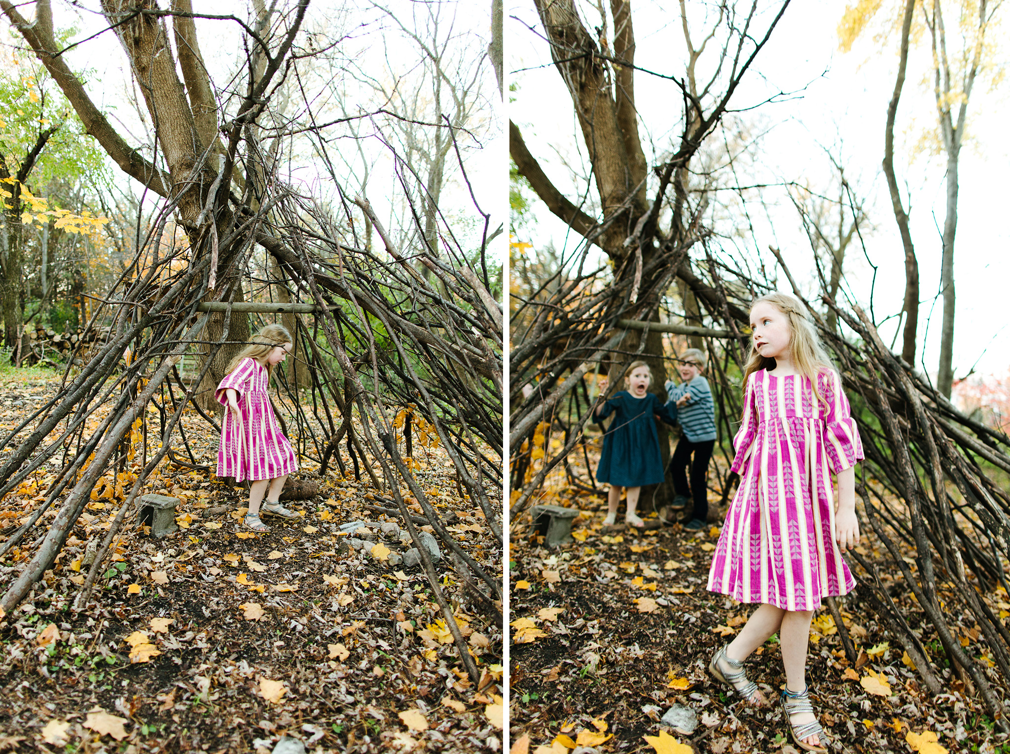 Family Photography at Sweetland Orchard Minnesota