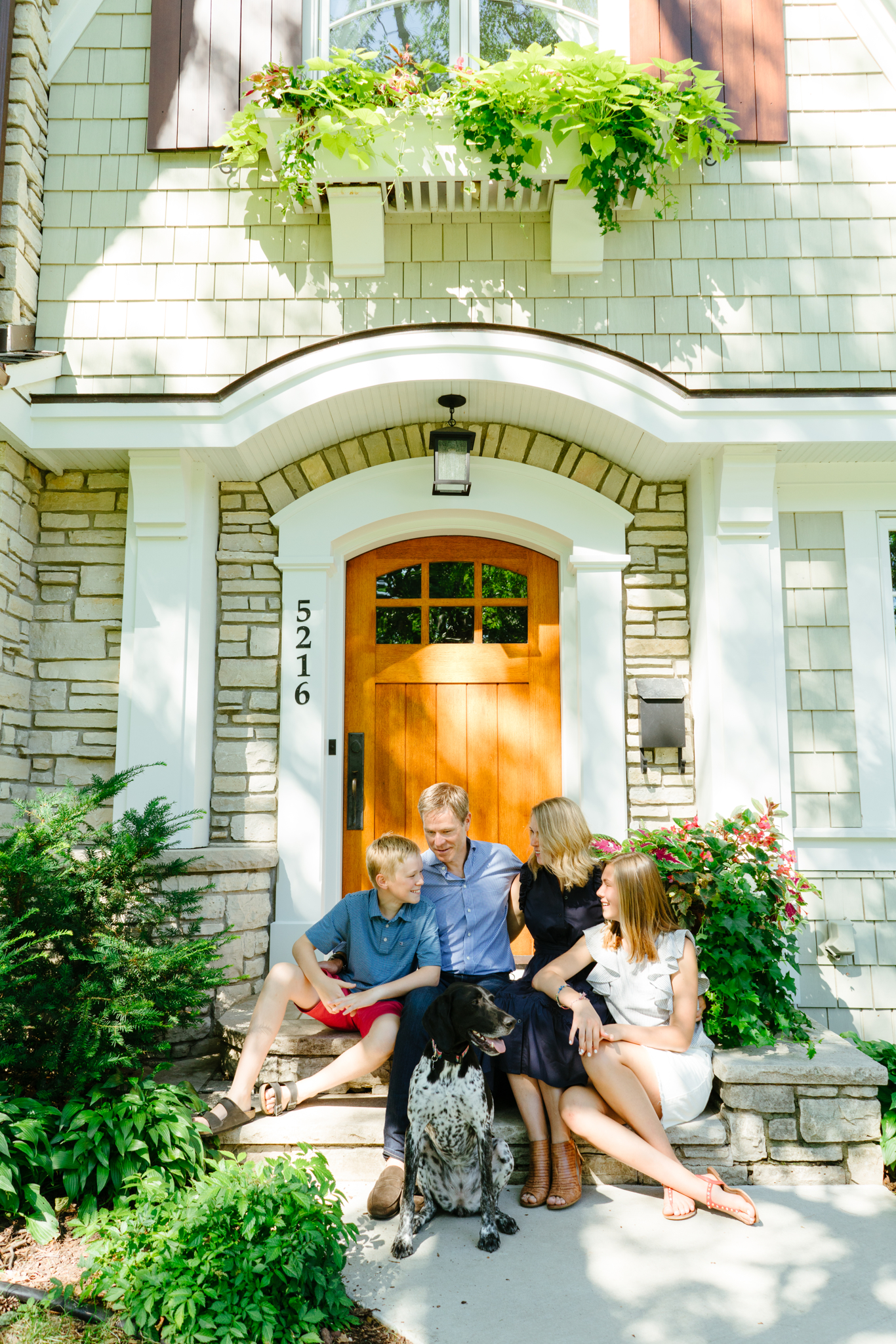 Edina Minneapolis Minnesota Family Photography