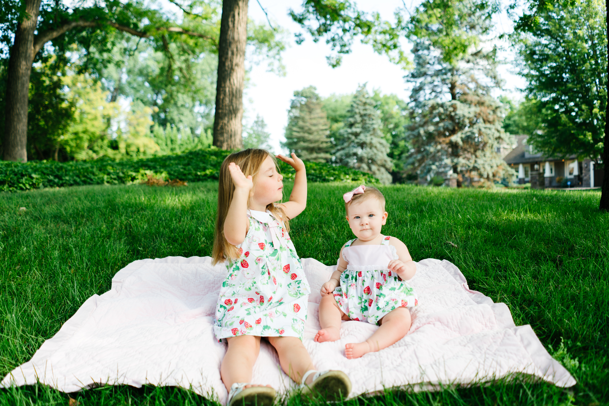 Edina Minnesota Lifestyle Family Portrait Photography