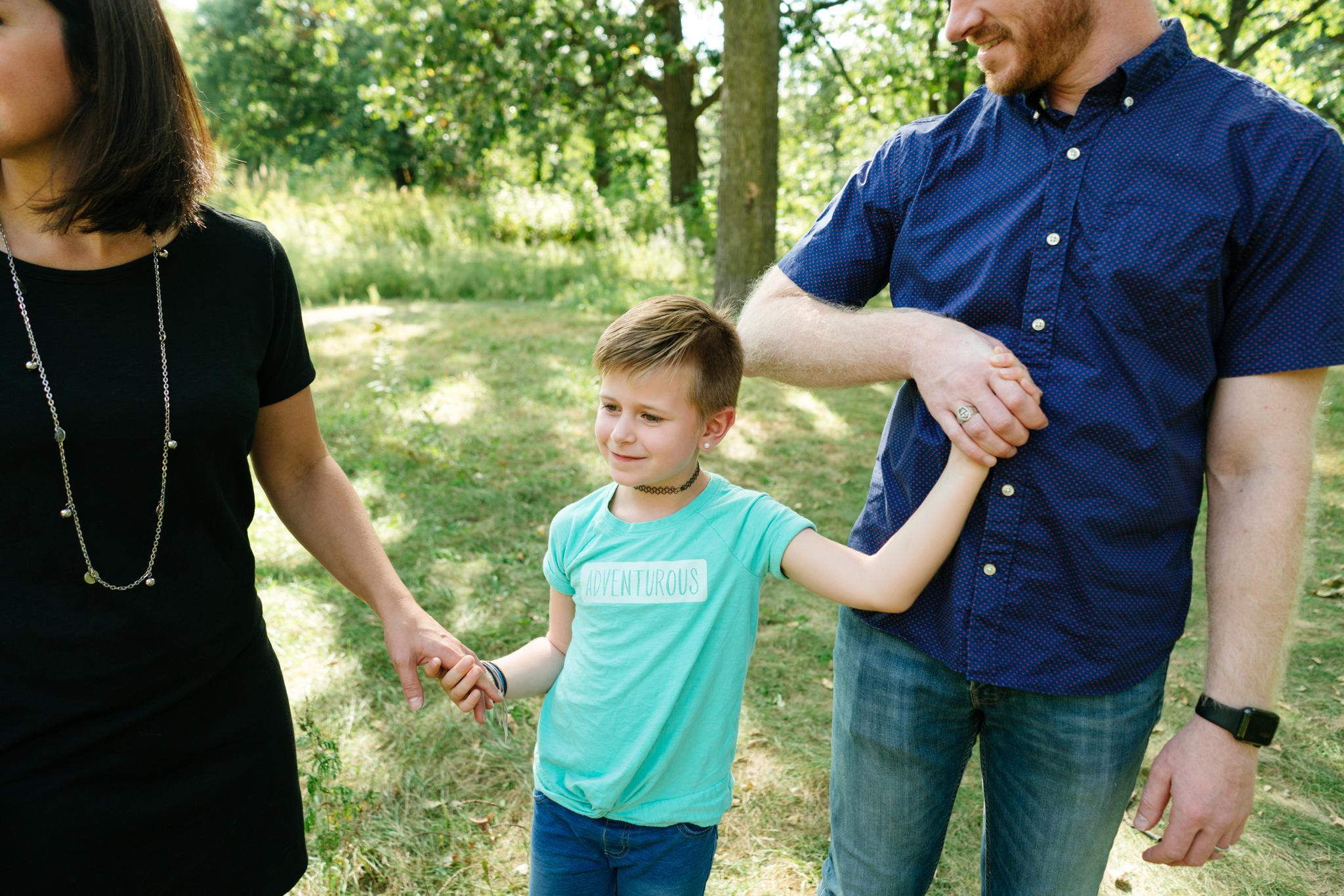 Minneapolis Adventure Family Photographer
