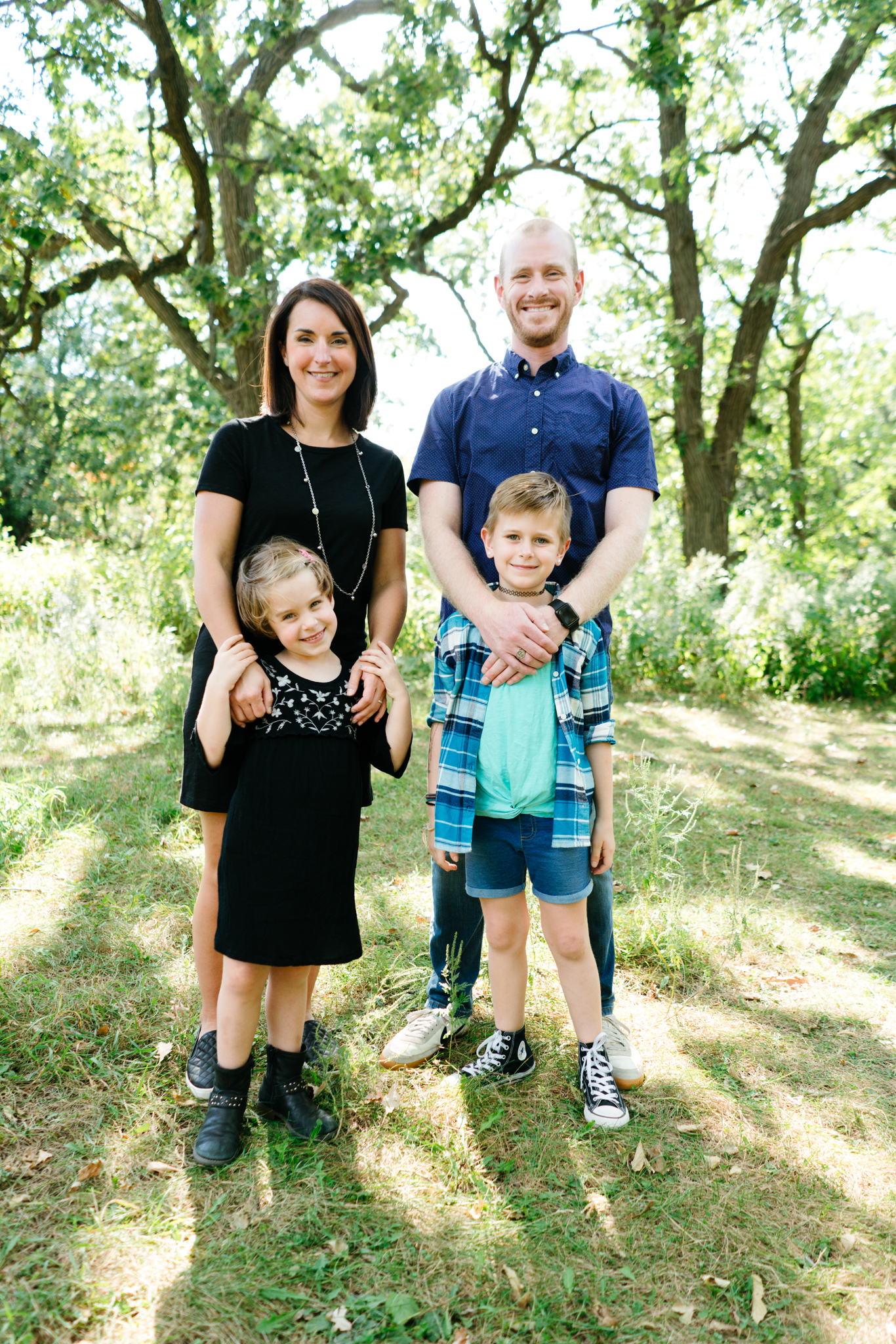 Minneapolis Fall Family Portrait Photography