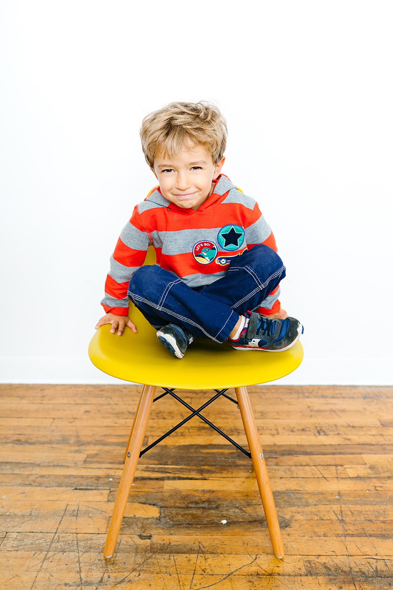 Minneapolis Modern Kids Photographer