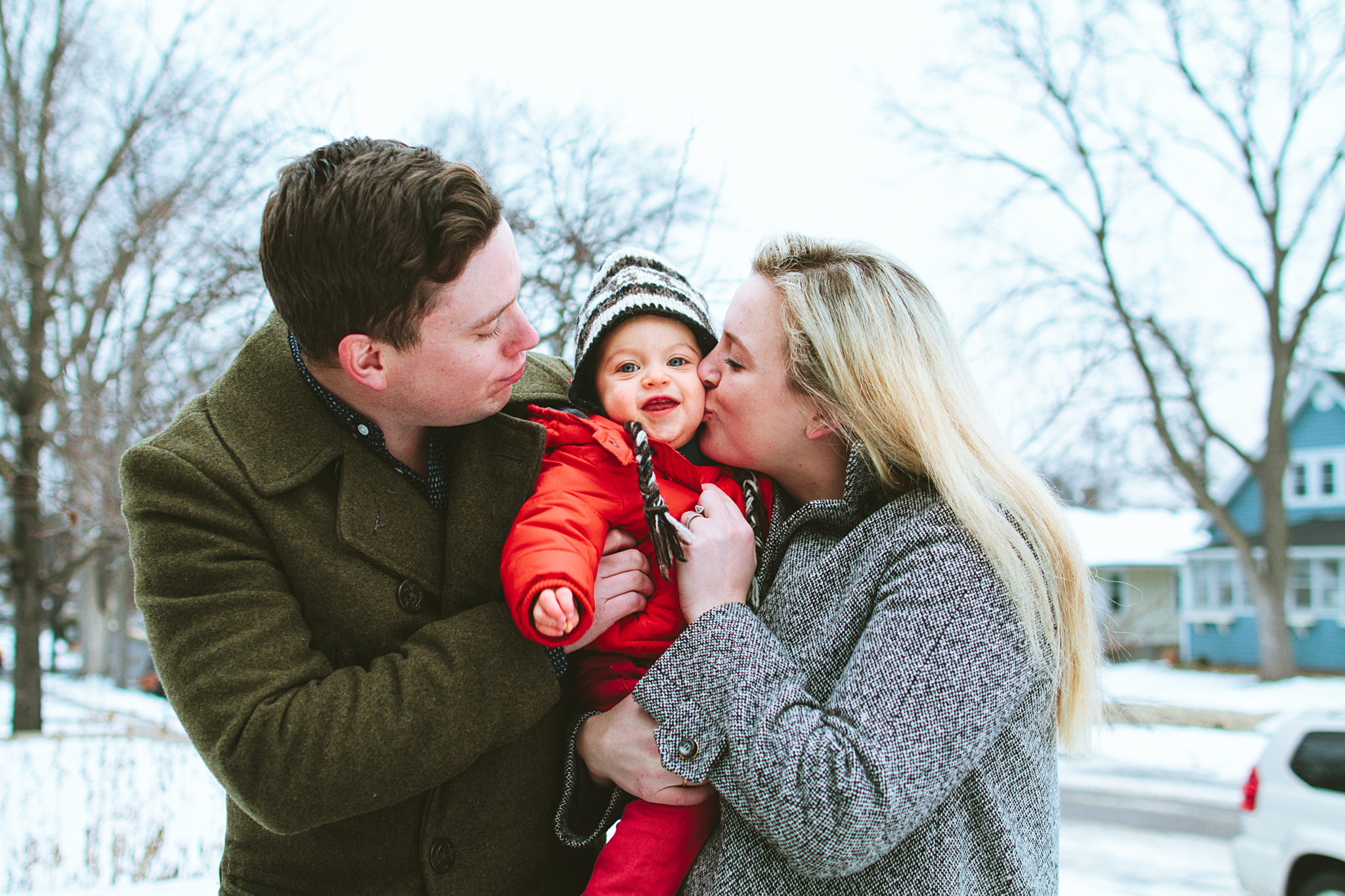 Family Portrait Photography in Minneapolis, Minnesota