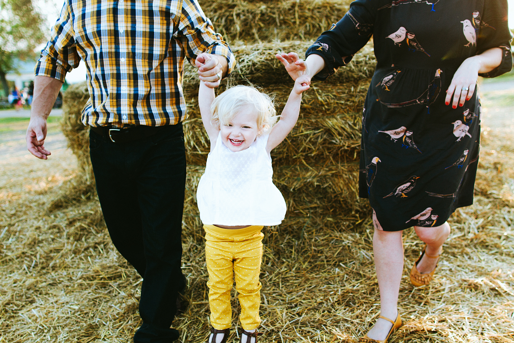 Fall Mini Sessions in a Pumpkin Patch near the Twin Cities, Minnesota