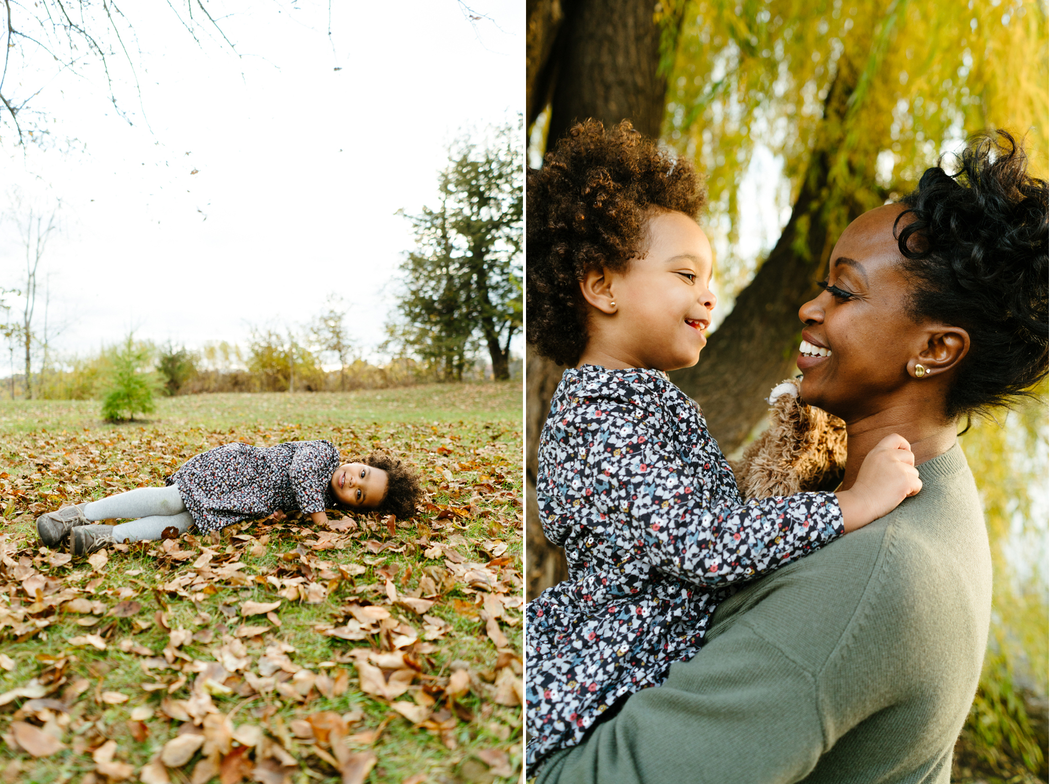 Twin Cities Mommy and Me Portrait Sessions