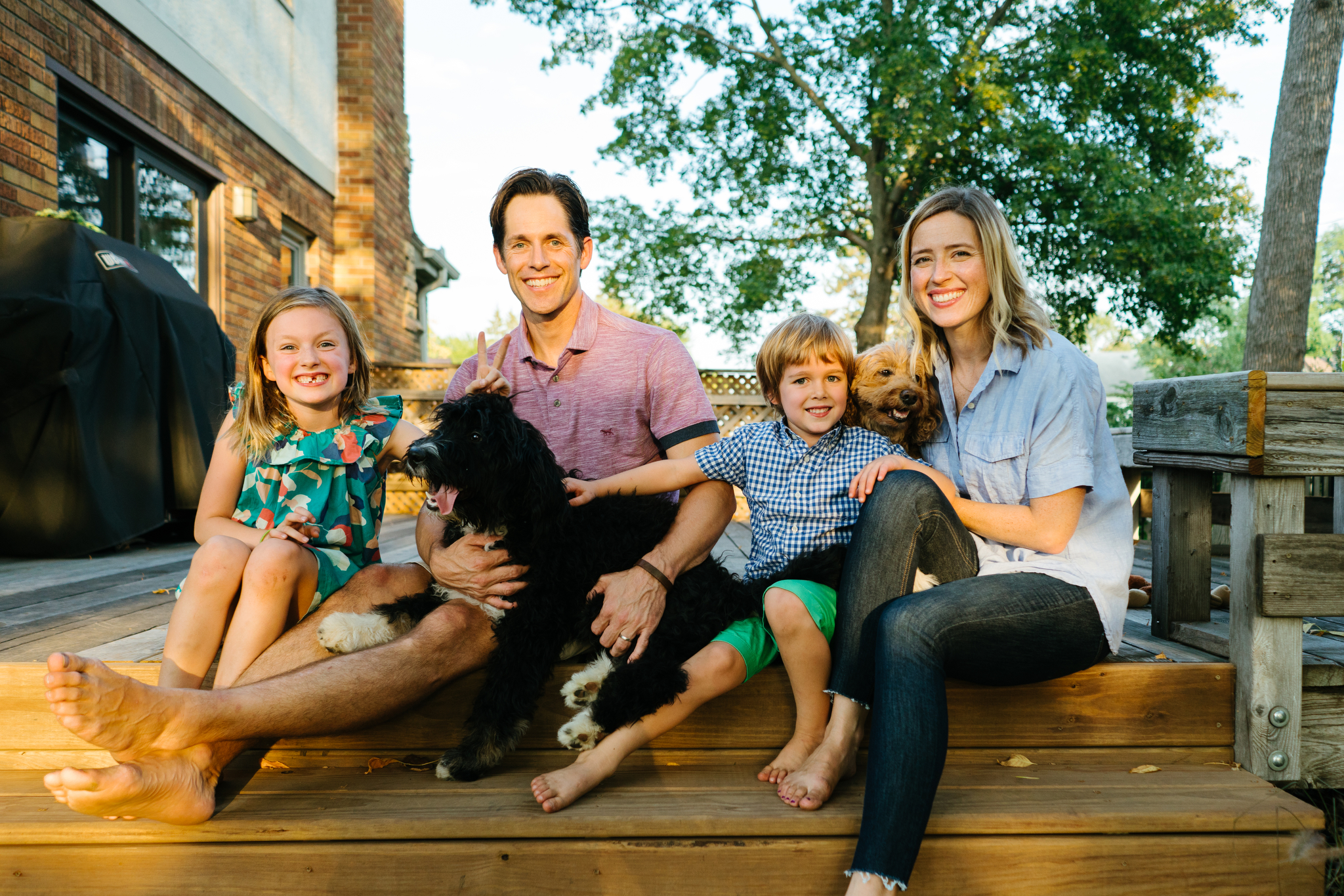Edina Family Photos