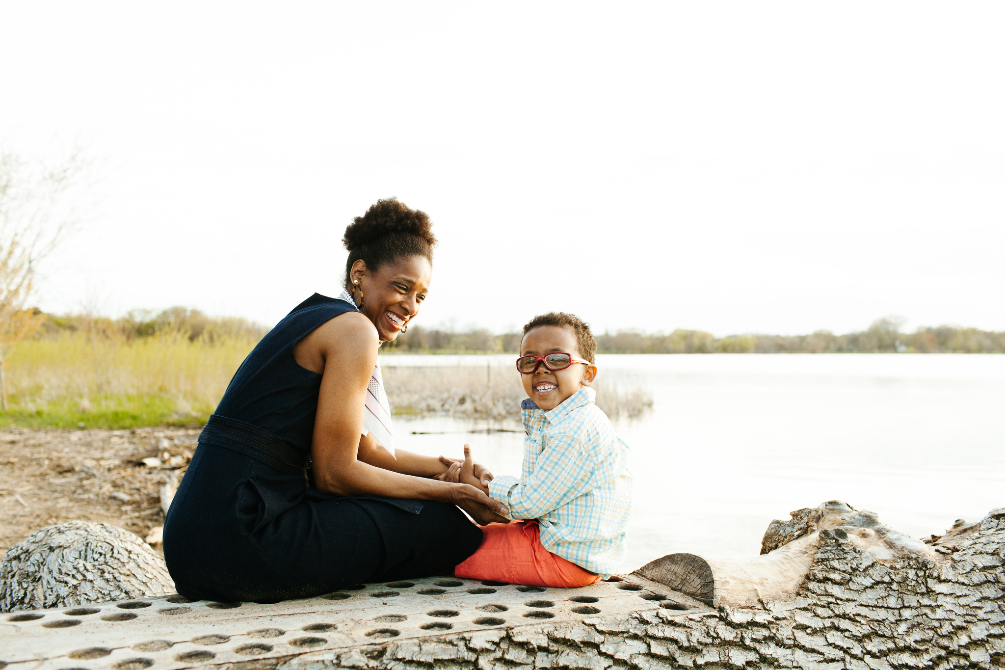 Lake Harriet Family Photography