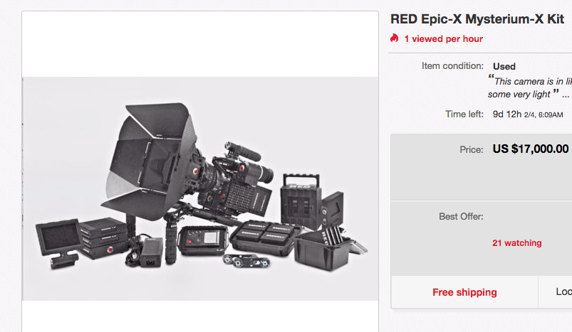 GUIDE TO BUYING A RED CAMERA — VISUAL SZN
