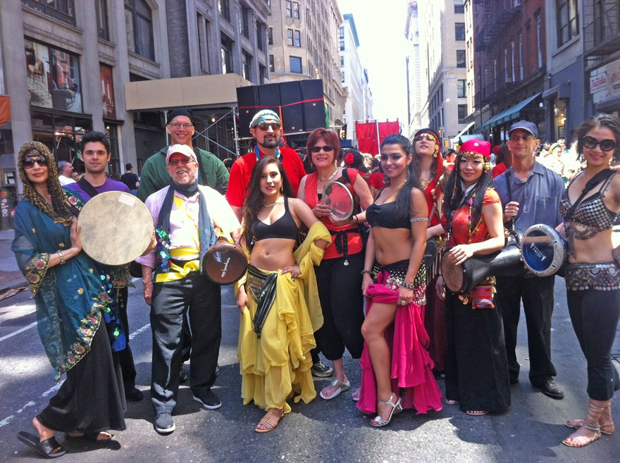 NYC Dance Parade 2012