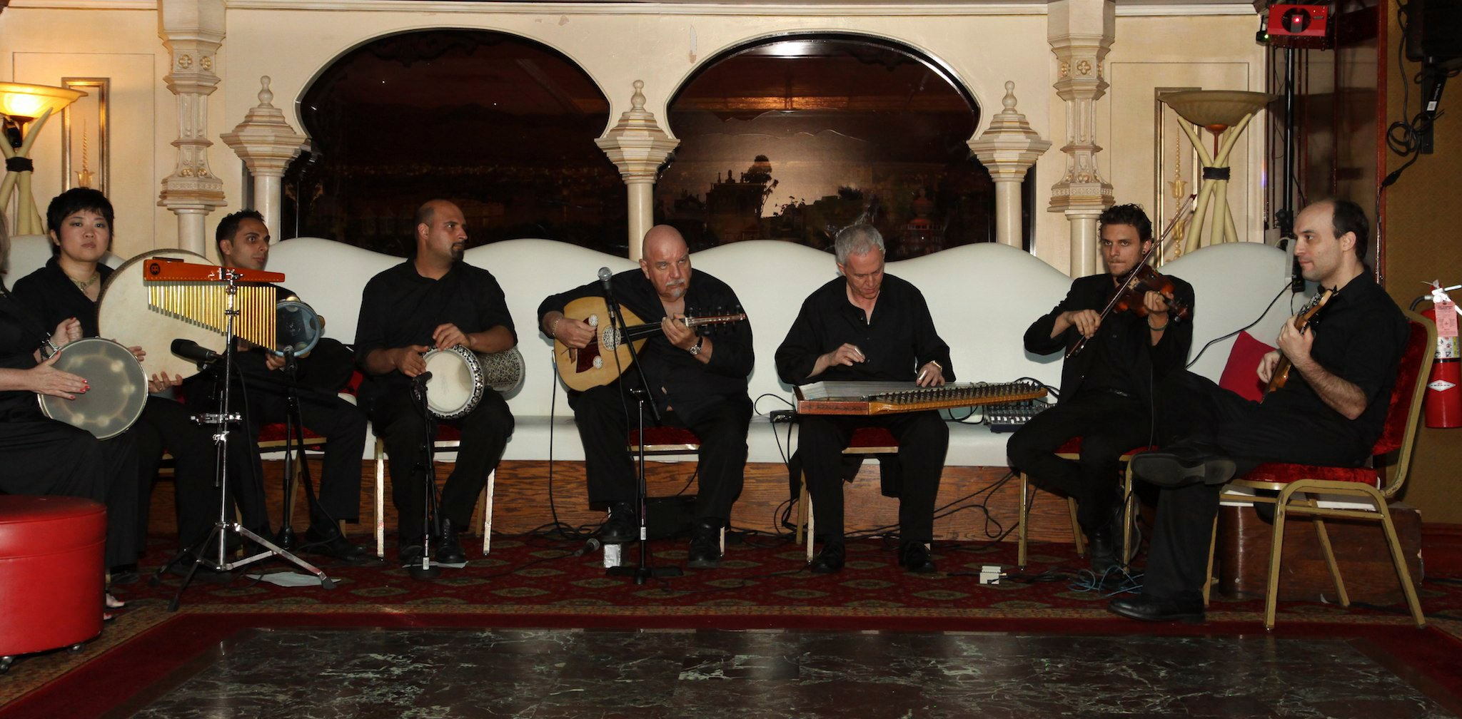 Jerry Bezdikian Ensemble at Kama Sutra