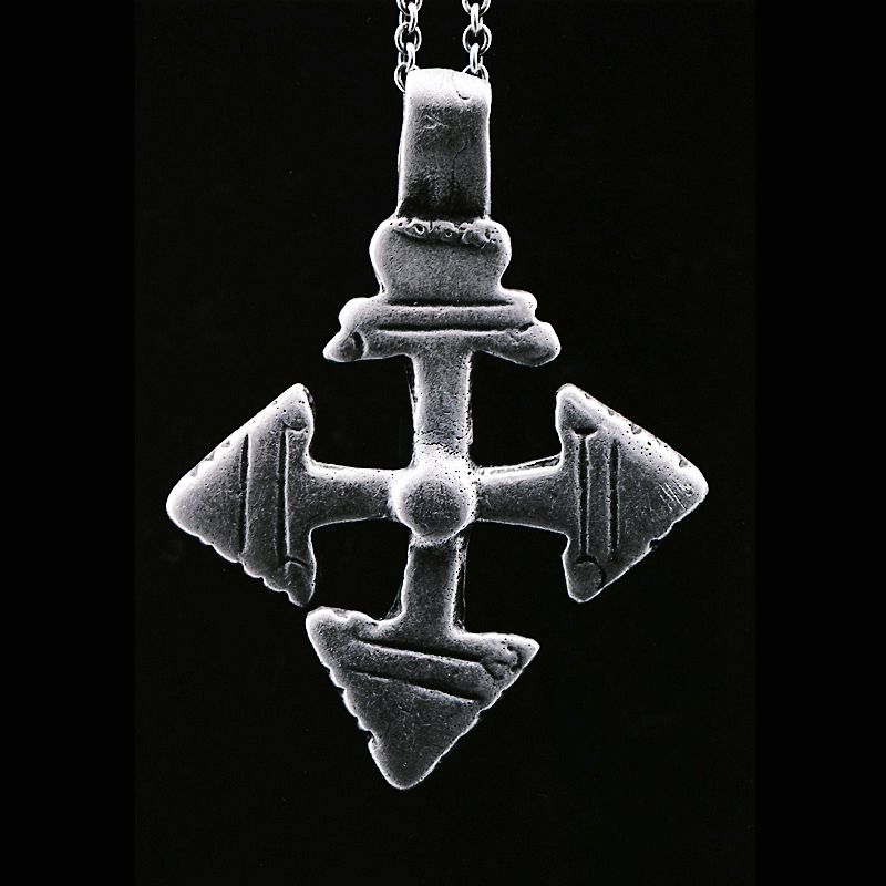 Art-Miniature African Silve Cross-W.jpg