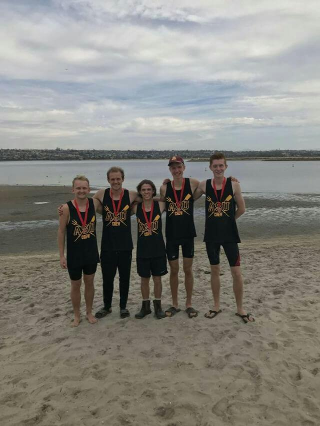 Men's Novice - 2nd place at Fall Classic in San Diego