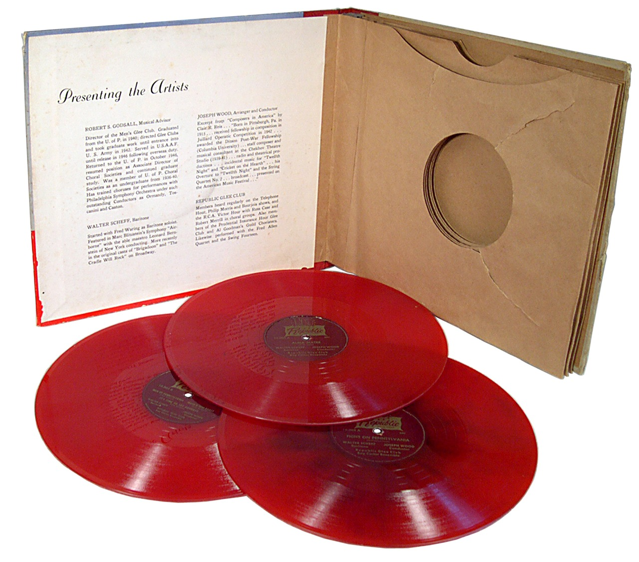 """A side of one 78 RPM record had a playing time of between three-and-a-half and four minutes; hence the reason so many pop songs still rarely go beyond four or five minutes. For classical works, with of course longer running times, multiple discs were packaged into albums, evoking the look and feel of photo albums. Hence the reason we still call a collection of songs an """"album"""" or so the story goes as I learned it. (Image by  Greg McMahan  from  Pixabay  )"""