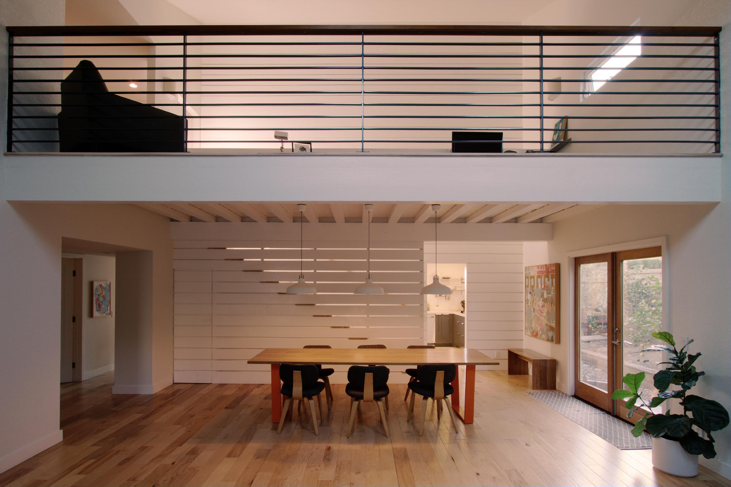 LOFT & DINING ROOM