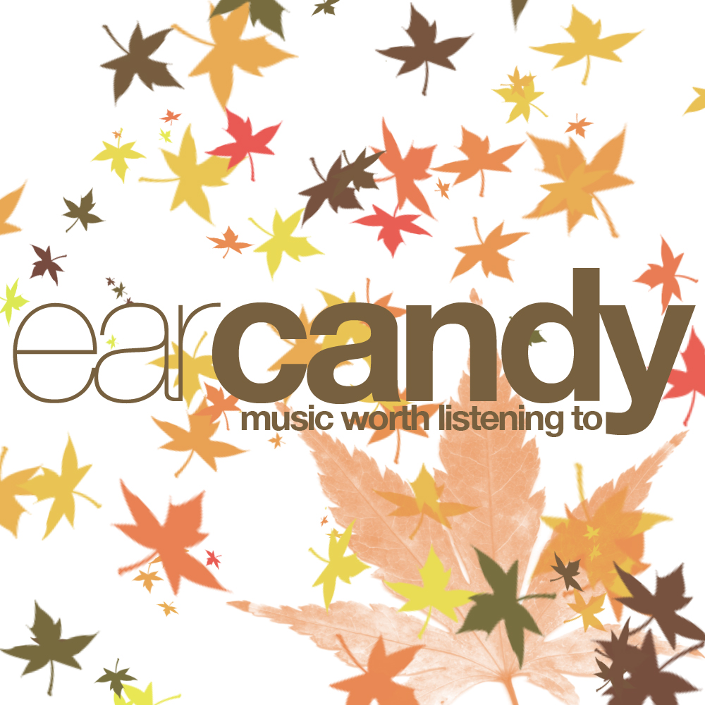 EarCandyFall 11 - Playlist Art