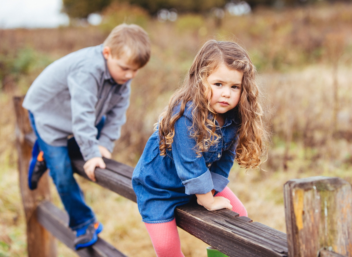 Let kids be kids. - It makes for fantastic photos and a great day out!