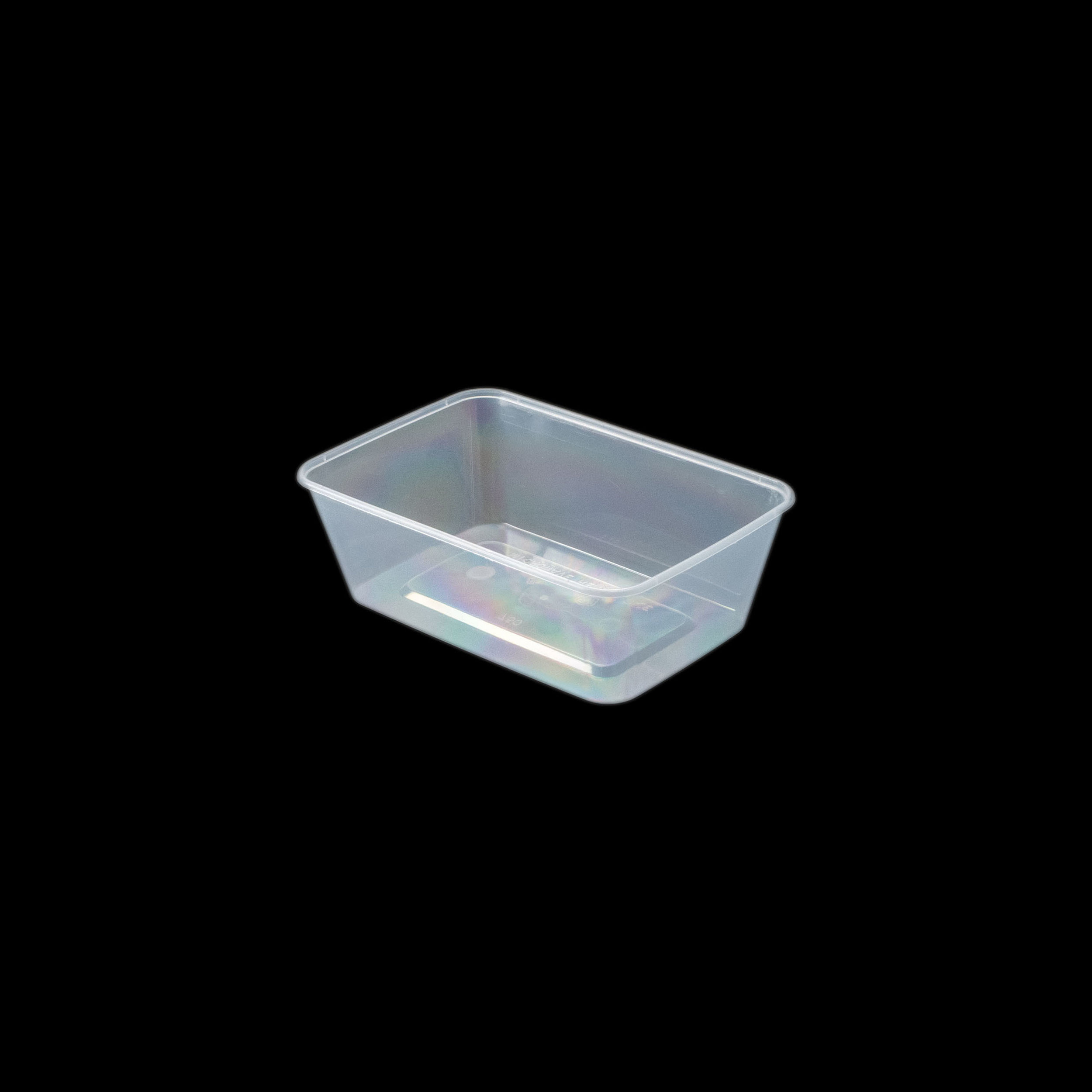 iK-CM750 Takeaway Containers   Rectangle 750mL 50 per sleeve 500 per carton