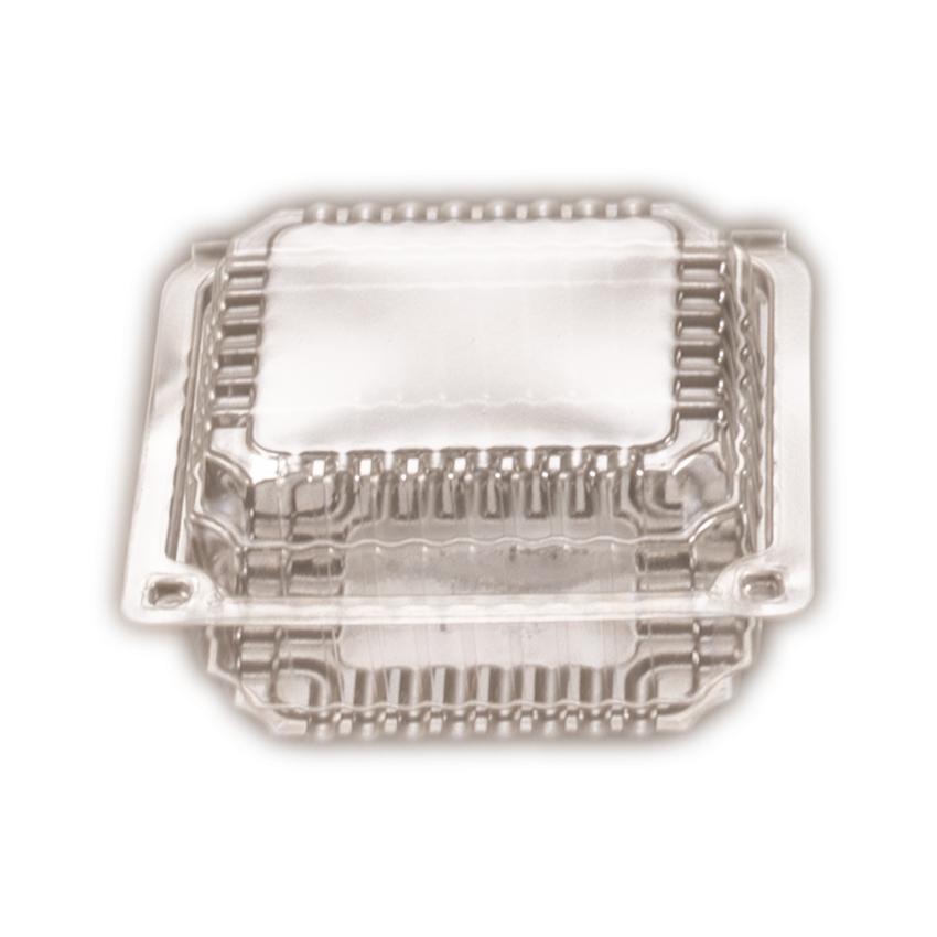 iK-CL1      CLAM SMALL    117 x 203 x 40mm 250 per slv 500 per carton