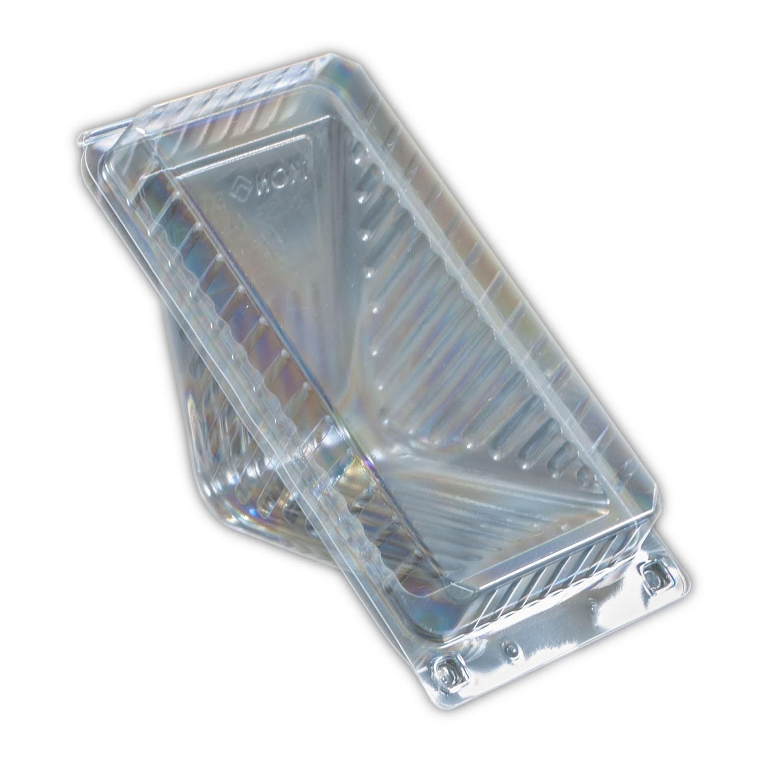 iK-DLX-WEDGE Deluxe Sandwich Wedge   95 x 170 x 75 mm  125 per slv 500 per carton