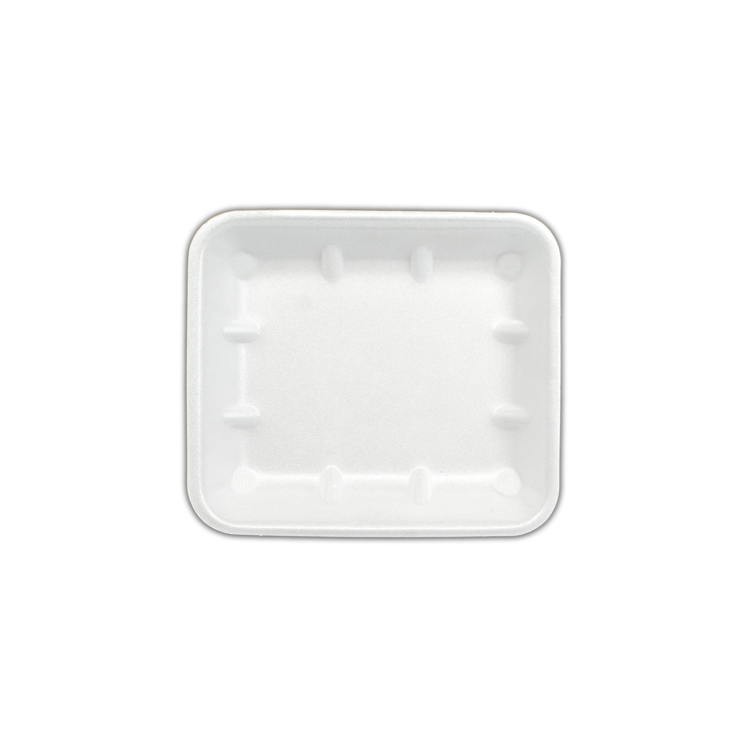 iK0205 CLOSED CELL D  EEP 8x7 WHITE   90 per sleeve 360 per carton