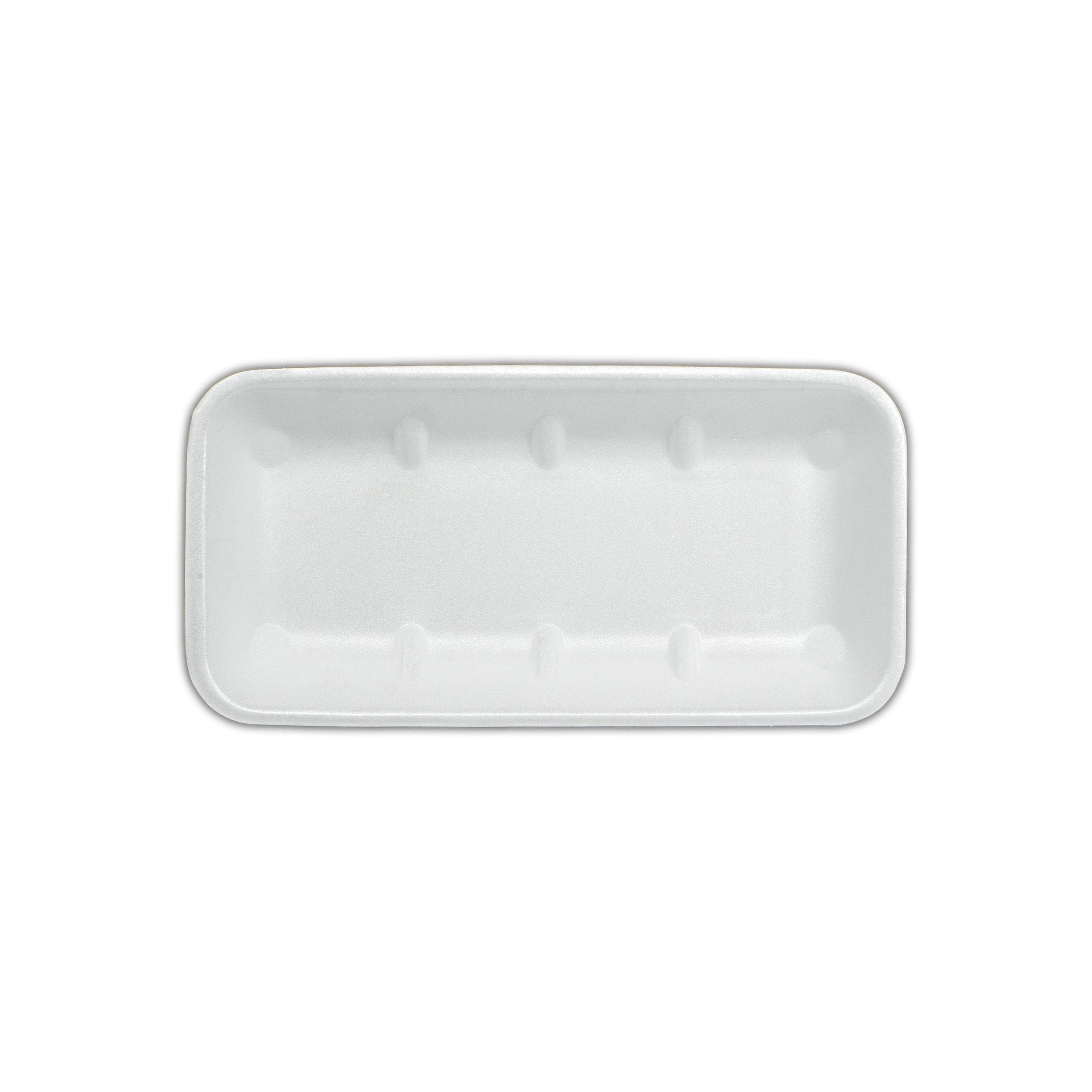 iK0207 CLOSED CELL D  EEP 11x5 WHITE   90 per sleeve 360 per carton
