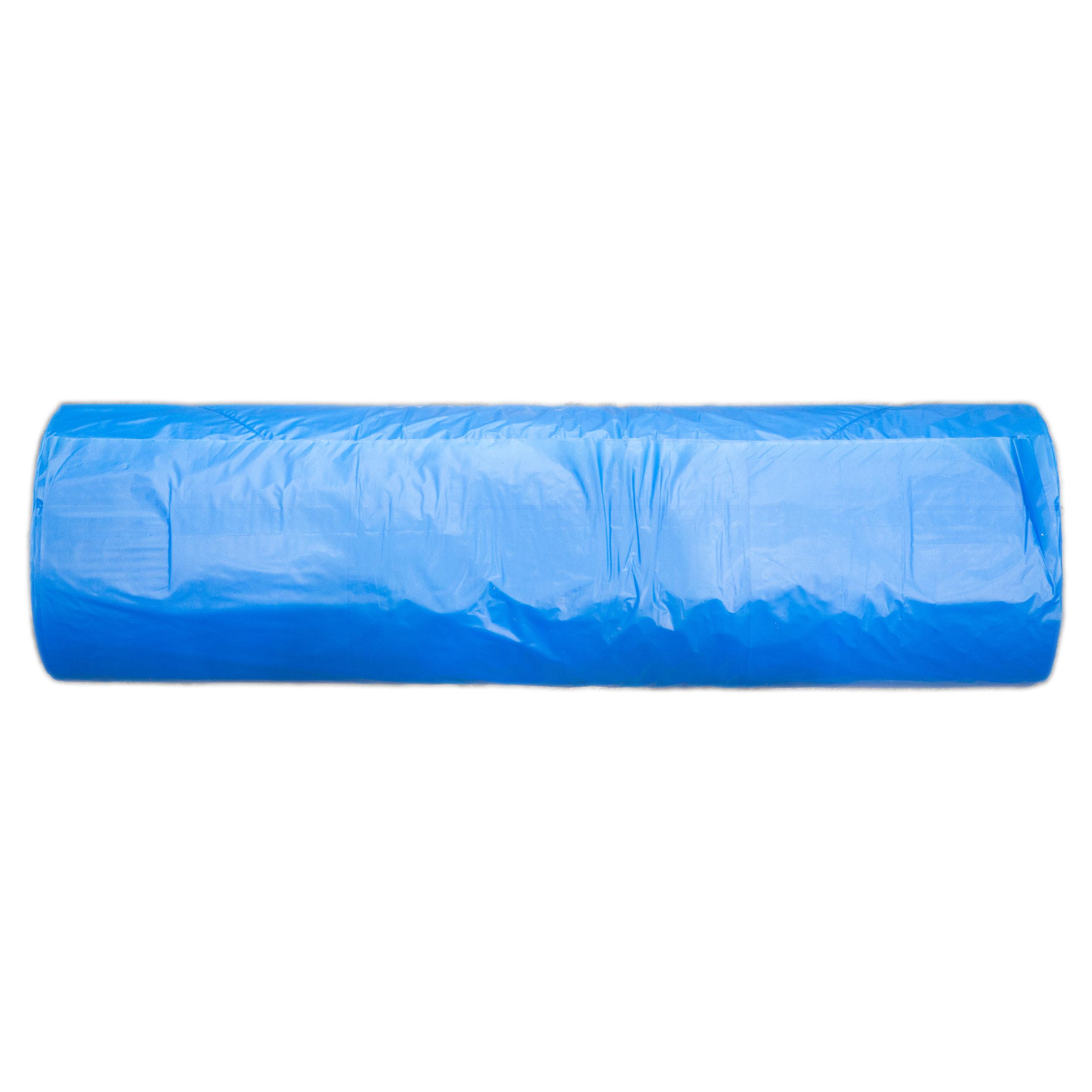 iK-CTLB Carton Liner Blue   640 x 640 x 390mm  500 pc 1 rolls per carton