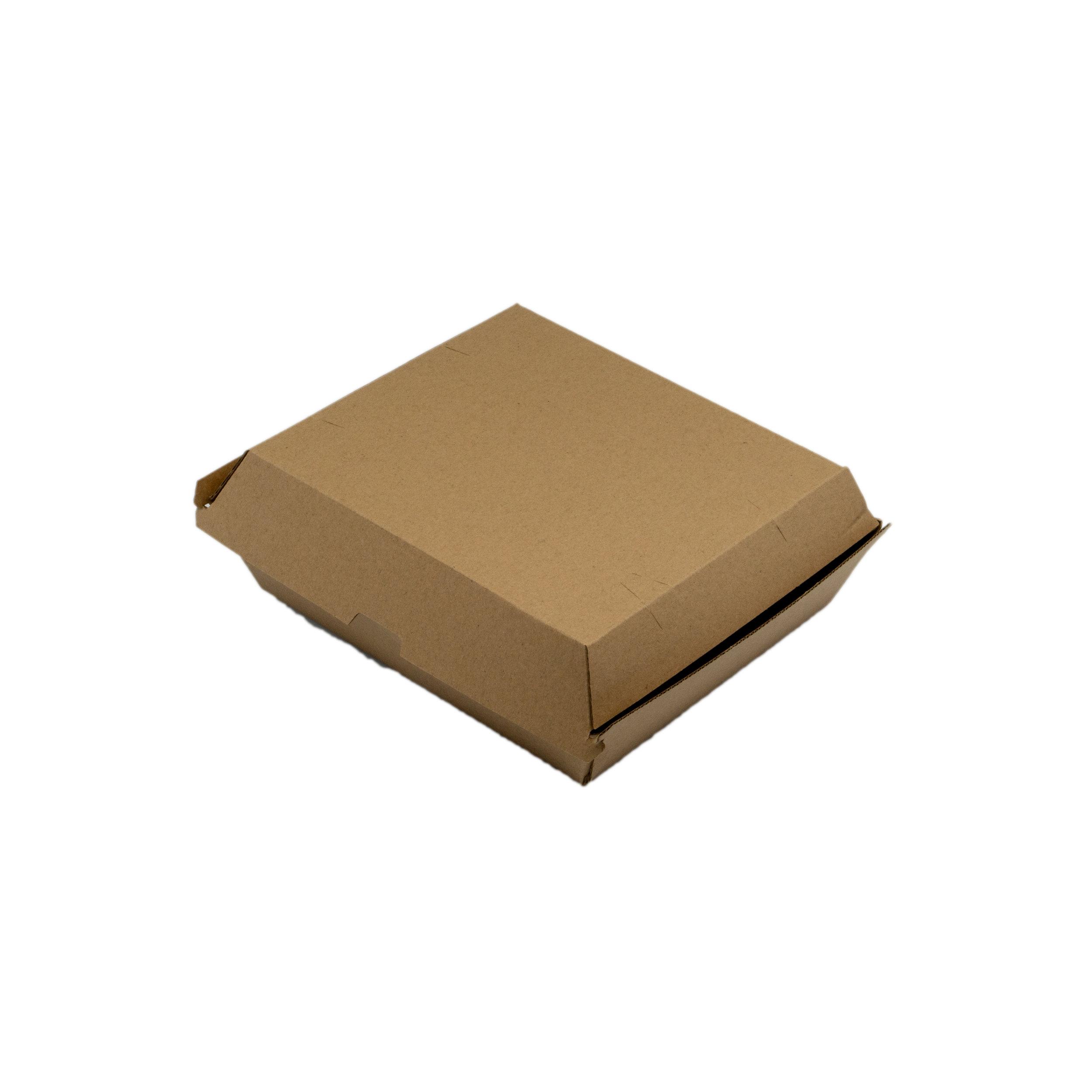 iK-EBEDB Dinner Box   180x160x80mm  2x75 slv  150pcs