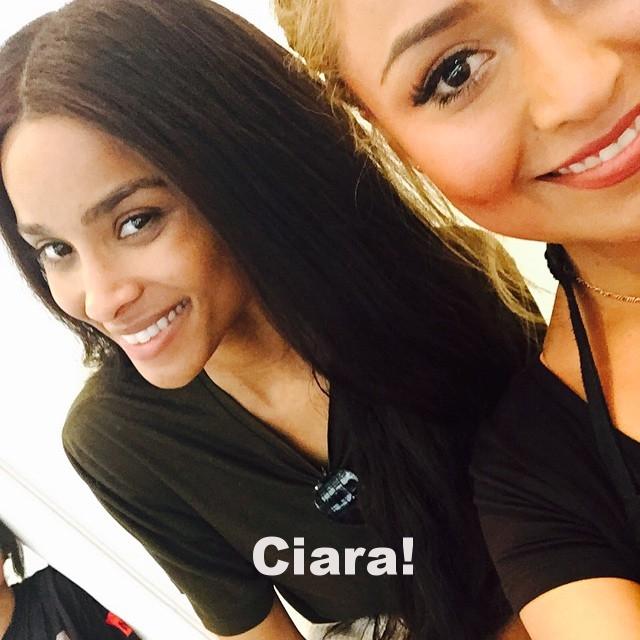Ciara!
