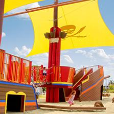 Palm Beach Parklands Playground