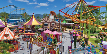 Attractions, Theme Parks and Water Parks