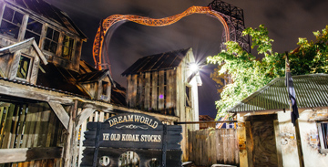 Dreamworld   Over many years the ride and precinct projects we developed for Australia's largest theme park, Dreamworld, successively broke peak attendance records in each of the holiday seasons that followed opening,...  (more..)