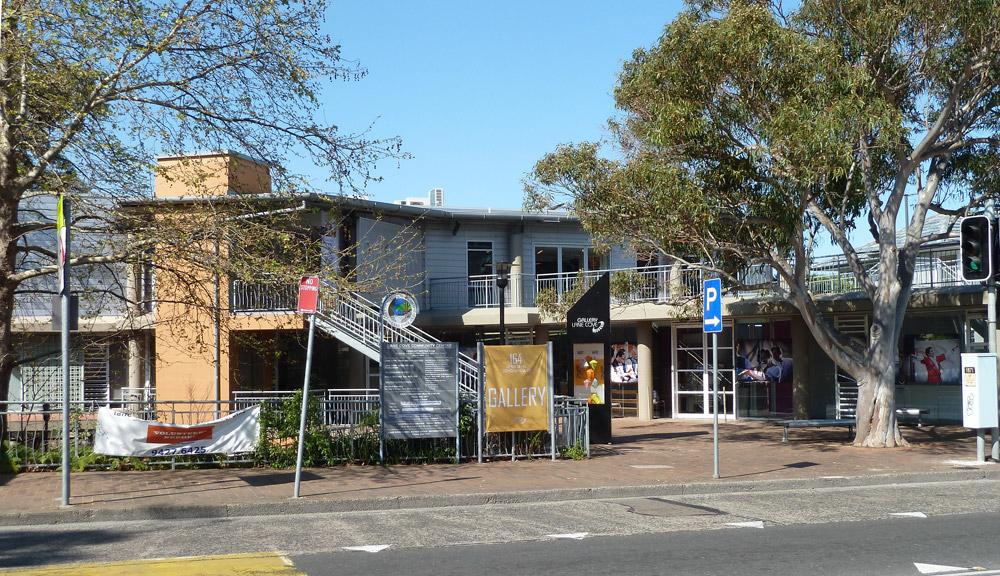 Community Centre & Gallery Lane Cove