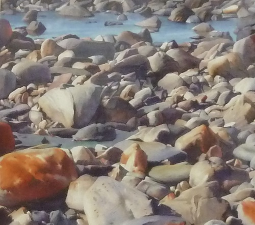 Tuesday 23 April 2013   Brian Stratton OAM, FRAS, a painter and educator, described his approach to watercolour painting.