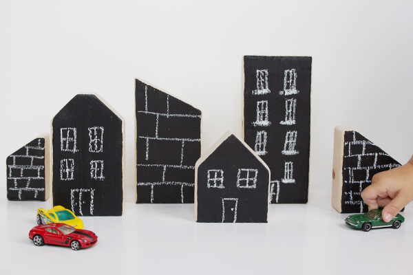 Chalkboard blocks
