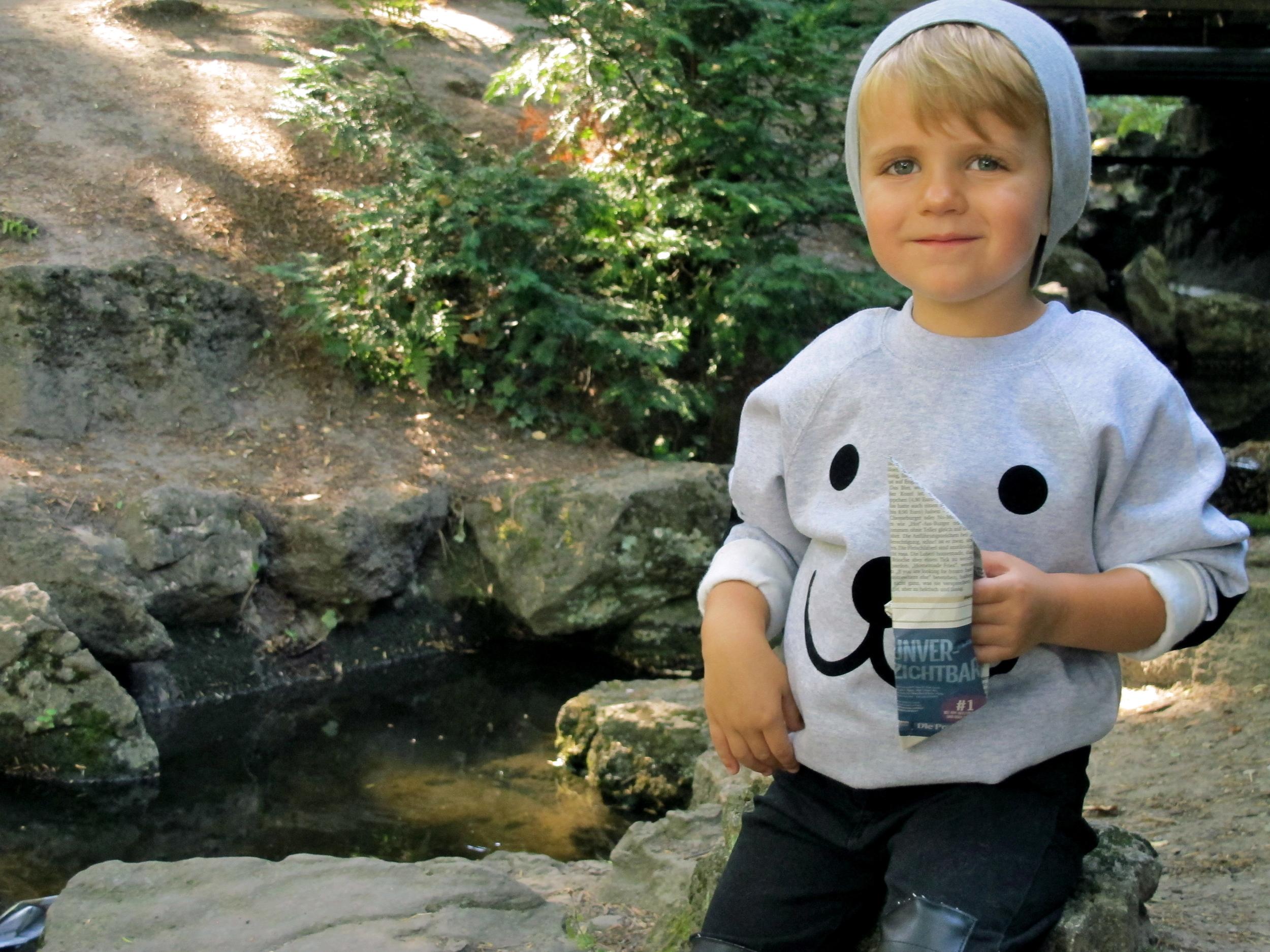 isn't he the cutest?