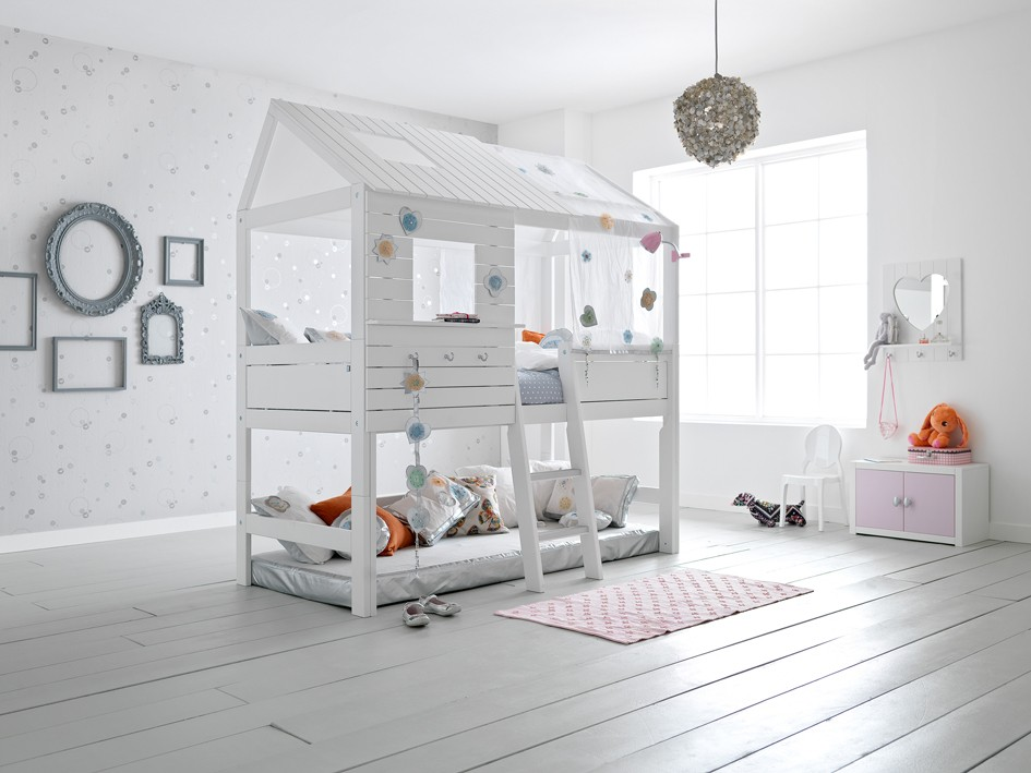 """or the """"minitecture"""" bunk bed!"""