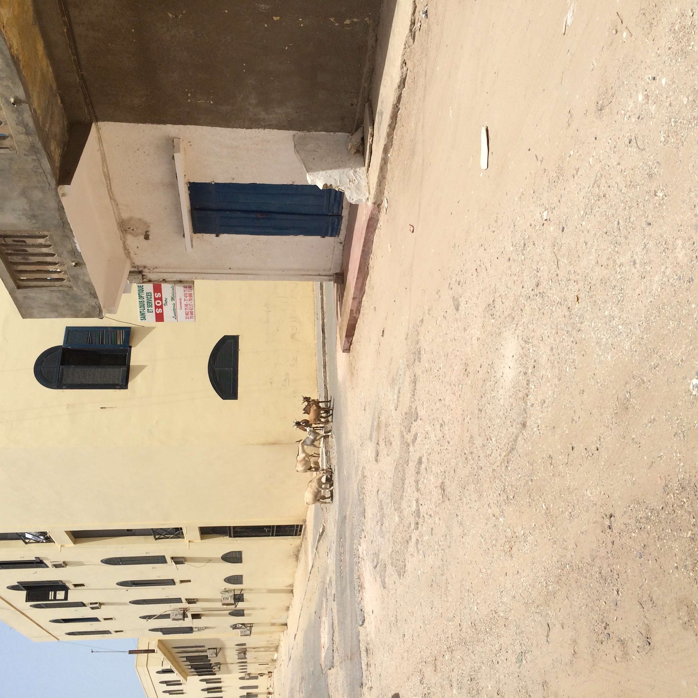 Street life in SL