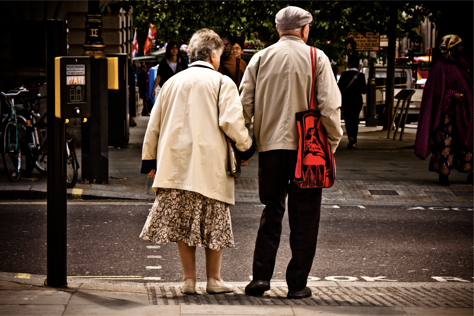 MOBILITY FOR OLDER ADULTS