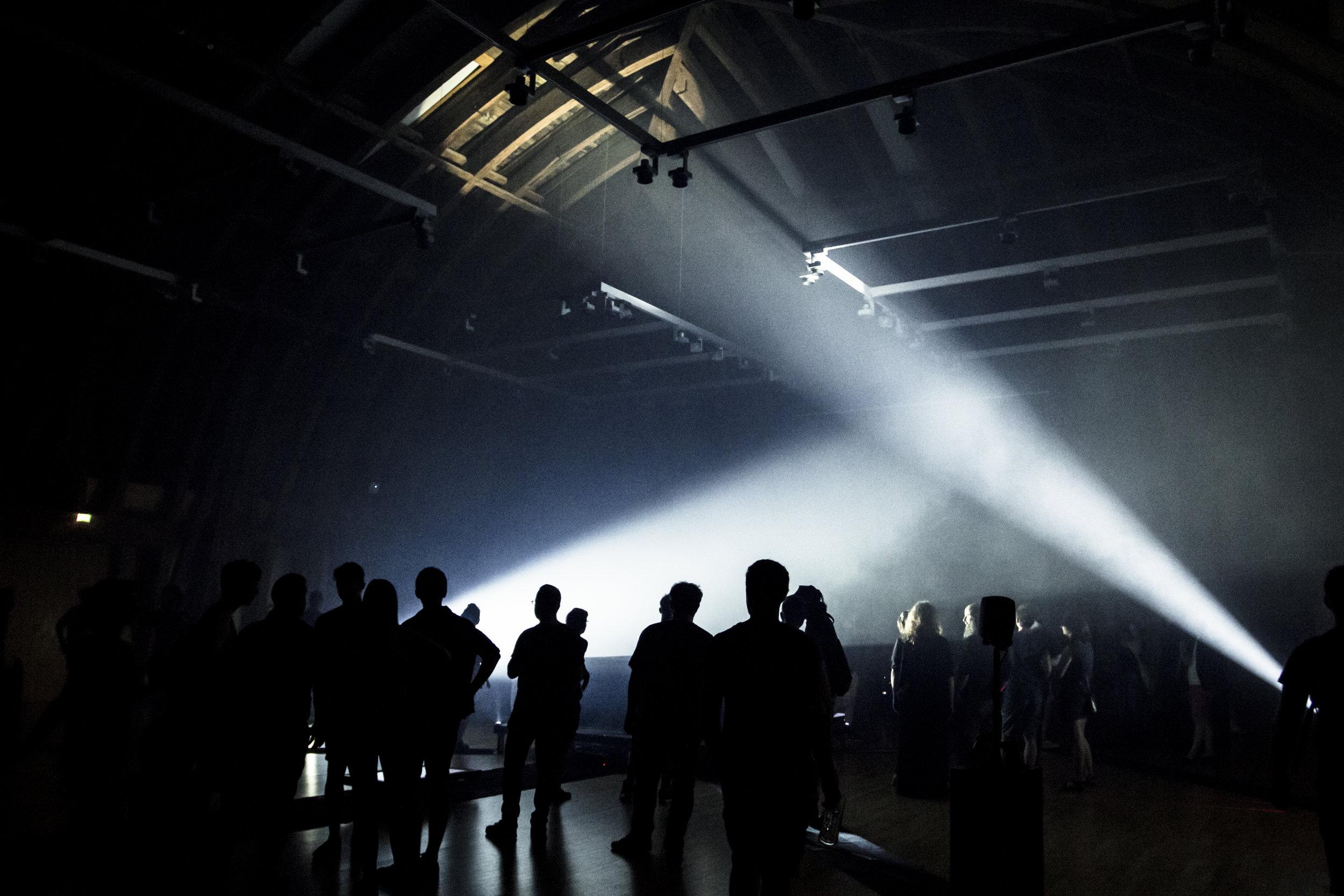 MUSIC AUDIENCE PARTICIPATION