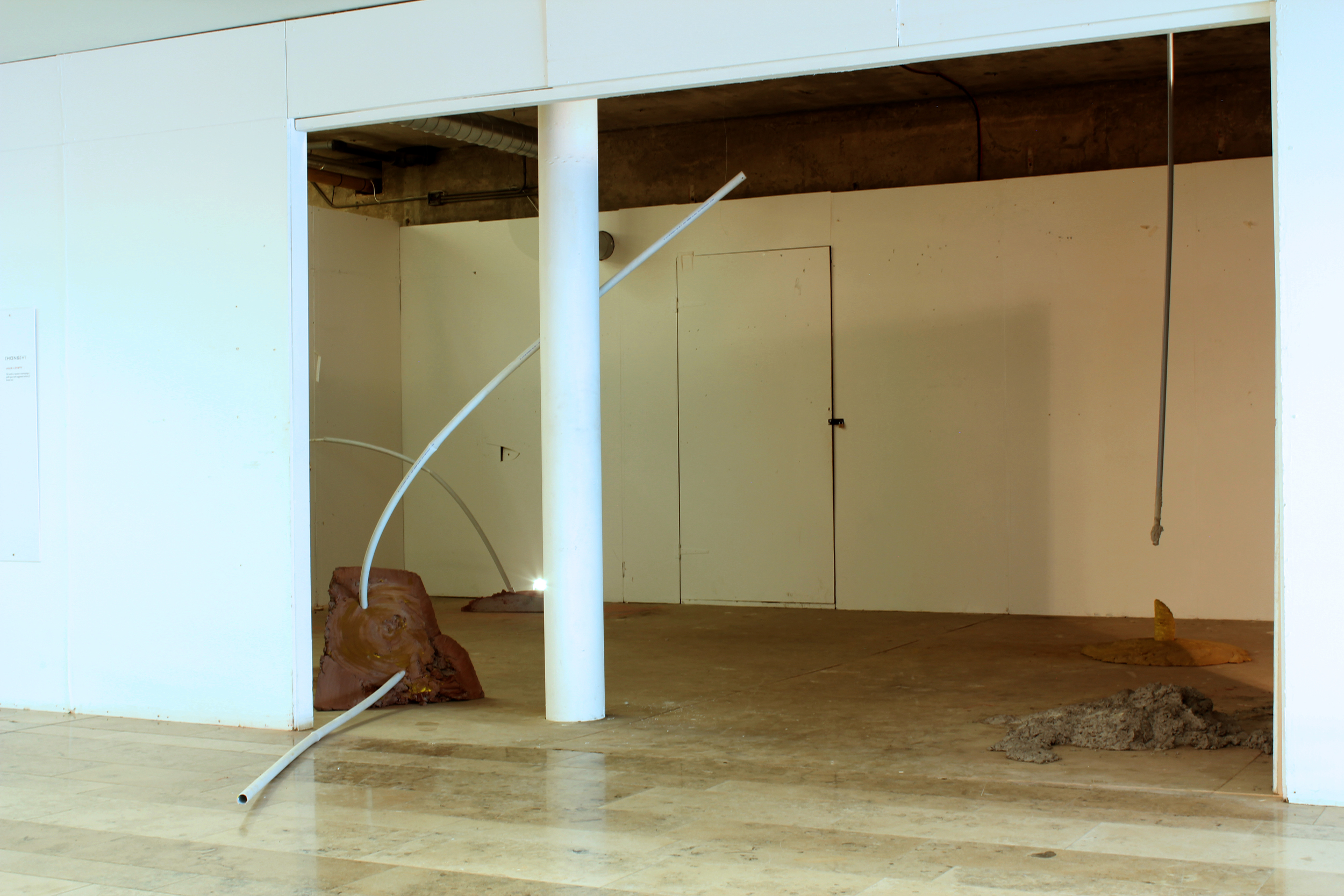 2012, Artist-In-Resident Exhibition, University of Ulster